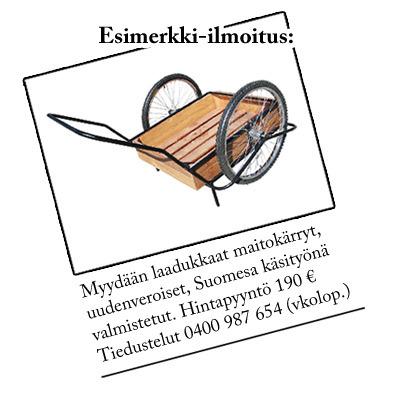halutaan vuokrata kalustettu asunto helsingistä Heinola